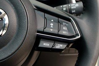 2018 Mazda 3 BN5438 SP25 SKYACTIV-Drive Astina White 6 Speed Sports Automatic Hatchback