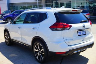 2018 Nissan X-Trail T32 Series II Ti X-tronic 4WD Snow Storm 7 Speed Constant Variable Wagon