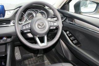 2018 Mazda 6 GL1032 Touring SKYACTIV-Drive Machine Grey 6 Speed Sports Automatic Sedan