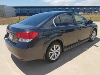 2014 Subaru Liberty B5 MY14 2.5i Lineartronic AWD Grey 6 Speed Constant Variable Sedan.