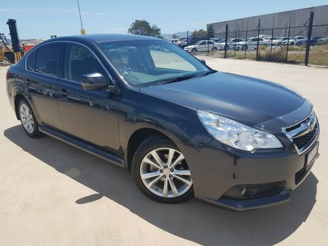 Used Subaru Liberty B5 MY14 2.5i Lineartronic AWD, 2014 Subaru Liberty B5 MY14 2.5i Lineartronic AWD Grey 6 Speed Constant Variable Sedan