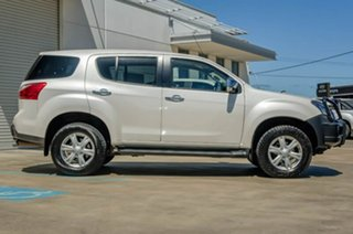 2014 Isuzu MU-X MY14 LS-U Rev-Tronic White 5 Speed Sports Automatic Wagon.