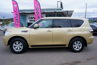 2015 Nissan Patrol Y62 TI-L Beige 7 Speed Sports Automatic Wagon