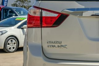 2014 Isuzu MU-X MY14 LS-U Rev-Tronic White 5 Speed Sports Automatic Wagon