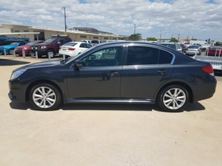 2014 Subaru Liberty B5 MY14 2.5i Lineartronic AWD Grey 6 Speed Constant Variable Sedan