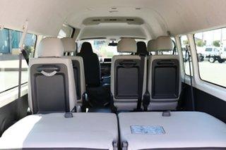 2016 Toyota HiAce TRH201R MY15 LWB French Vanilla 6 Speed Automatic Van