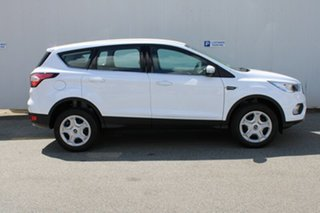 2018 Ford Escape ZG 2018.00MY Ambiente 2WD Frozen White 6 Speed Sports Automatic Wagon