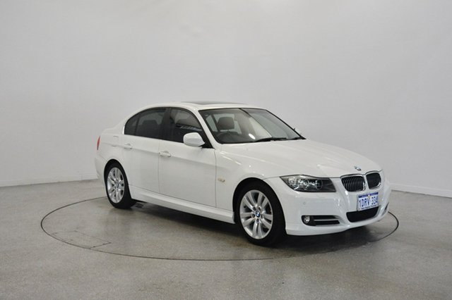 Used BMW 320i E90 MY11 Lifestyle Steptronic, 2011 BMW 320i E90 MY11 Lifestyle Steptronic White 6 Speed Sports Automatic Sedan