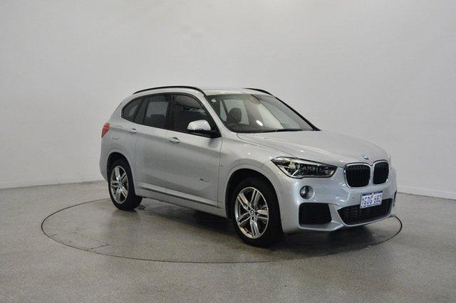 Used BMW X1 F48 sDrive20i Steptronic, 2016 BMW X1 F48 sDrive20i Steptronic Silver 8 Speed Sports Automatic Wagon