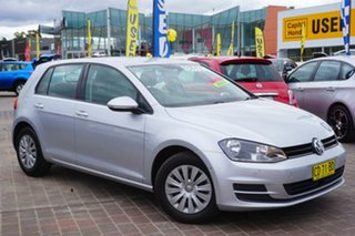 2015 Volkswagen Golf VII MY15 90TSI DSG Comfortline Silver 7 Speed Sports Automatic Dual Clutch.
