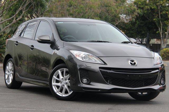 Used Mazda 3 BL10L2 SP25, 2011 Mazda 3 BL10L2 SP25 Grey 6 Speed Manual Hatchback