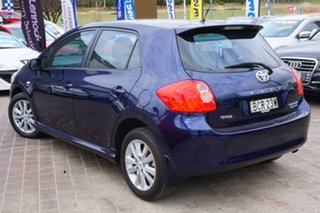 2007 Toyota Corolla ZRE152R Levin SX Blue 6 Speed Manual Hatchback