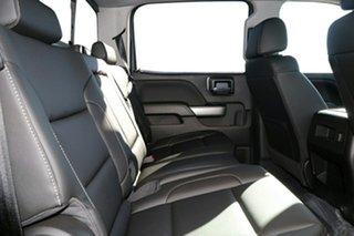 2019 Chevrolet Silverado C/K25 2500HD Pickup Crew Cab LTZ Midnight Edition Black 6 Speed Automatic