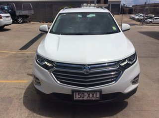 2017 Holden Equinox EQ MY18 LTZ AWD White 9 Speed Sports Automatic Wagon