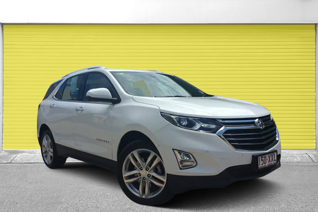 Used Holden Equinox EQ MY18 LTZ AWD, 2017 Holden Equinox EQ MY18 LTZ AWD White 9 Speed Sports Automatic Wagon