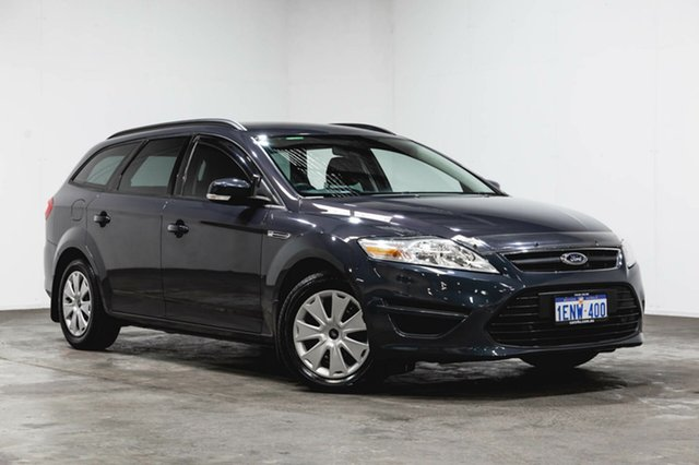 Used Ford Mondeo MC LX PwrShift TDCi, 2014 Ford Mondeo MC LX PwrShift TDCi Grey 6 Speed Sports Automatic Dual Clutch Wagon