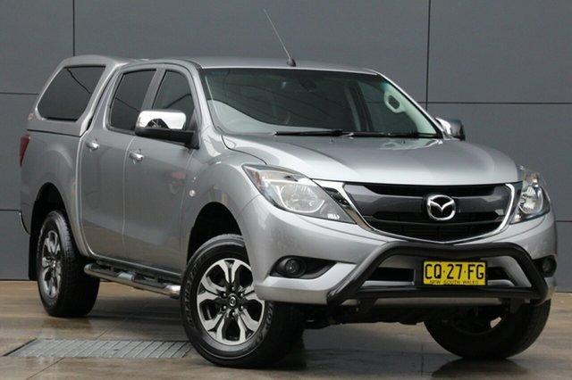 Used Mazda BT-50 UP0YF1 XTR, 2015 Mazda BT-50 UP0YF1 XTR Billet Silver 6 Speed Sports Automatic Utility