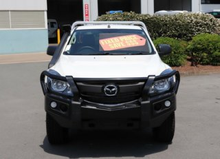 2017 Mazda BT-50 UR0YG1 XT Freestyle 6 Speed Sports Automatic Cab Chassis.