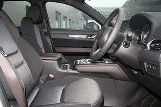 2018 Mazda CX-8 KG4W2A Sport SKYACTIV-Drive i-ACTIV AWD Snowflake White 6 Speed Sports Automatic