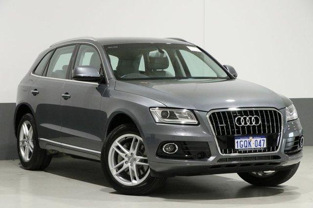 Used Audi Q5 8R MY16 3.0 TDI Quattro, 2016 Audi Q5 8R MY16 3.0 TDI Quattro Grey 7 Speed Auto Dual Clutch Wagon