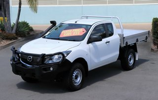 2017 Mazda BT-50 UR0YG1 XT Freestyle 6 Speed Sports Automatic Cab Chassis