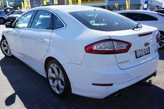 2011 Ford Mondeo MC Titanium White 6 Speed Sports Automatic Hatchback
