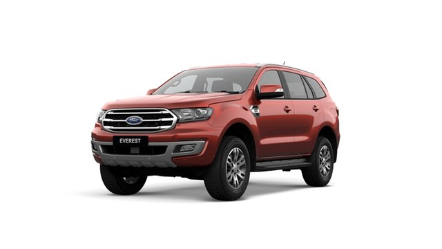 New Ford Everest UA II 2019.00MY Trend 4WD, 2019 Ford Everest UA II 2019.00MY Trend 4WD Sunset 10 Speed Sports Automatic Wagon