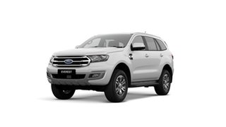 2019 Ford Everest UA II 2019.75MY Trend 4WD White 10 Speed Sports Automatic Wagon.