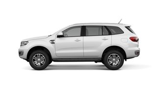 2019 Ford Everest UA II 2019.00MY Trend 4WD Arctic White 10 Speed Sports Automatic Wagon.
