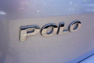 2011 Volkswagen Polo 6R MY11 77TSI Comfortline Silver 6 Speed Manual Hatchback