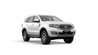 2019 Ford Everest UA II 2019.75MY Trend 4WD White 10 Speed Sports Automatic Wagon