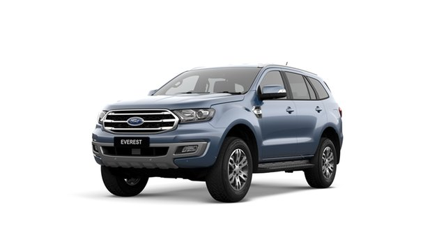 New Ford Everest UA II 2019.00MY Trend 4WD, 2019 Ford Everest UA II 2019.00MY Trend 4WD Blue Reflex 10 Speed Sports Automatic Wagon