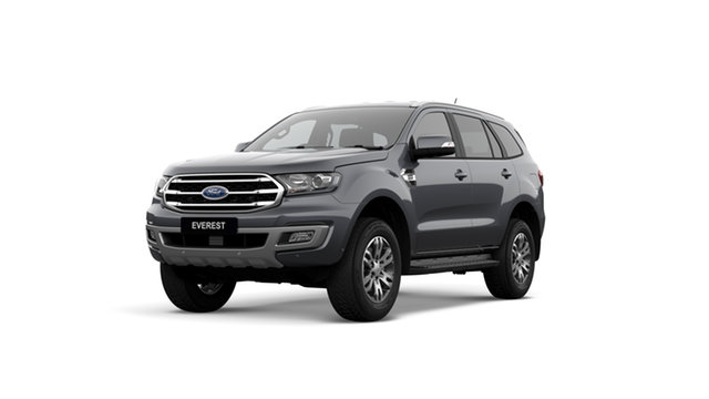 New Ford Everest UA II 2019.75MY Trend 4WD, 2019 Ford Everest UA II 2019.75MY Trend 4WD Meteor Grey 6 Speed Sports Automatic Wagon