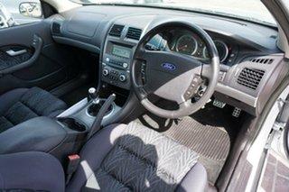 2005 Ford Falcon BA Mk II XR6 Silver 5 Speed Manual Sedan