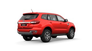 2019 Ford Everest UA II 2019.75MY Trend 4WD Red 10 Speed Sports Automatic Wagon