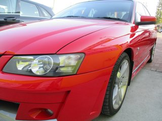 2003 Holden Special Vehicles Clubsport Y Red 4 Speed Automatic Sedan