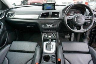 2015 Audi Q3 8U MY15 TDI S tronic quattro Sport Black 7 Speed Sports Automatic Dual Clutch Wagon
