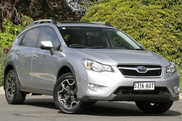 Used Subaru XV G4X MY13 2.0i-S Lineartronic AWD, 2012 Subaru XV G4X MY13 2.0i-S Lineartronic AWD Ice Silver 6 Speed Constant Variable Wagon