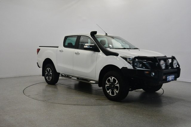 Used Mazda BT-50 UR0YF1 GT, 2016 Mazda BT-50 UR0YF1 GT White 6 Speed Sports Automatic Utility