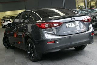 2016 Mazda 3 BM5238 SP25 SKYACTIV-Drive Grey 6 Speed Sports Automatic Sedan.