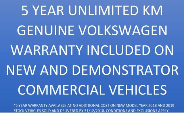 Demo Volkswagen Transporter T6 MY18 TDI340 LWB, 2017 Volkswagen Transporter T6 MY18 TDI340 LWB Candy White 6 Speed Manual Van