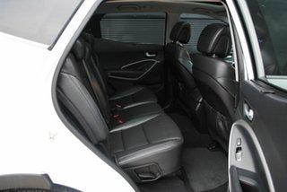 2014 Hyundai Santa Fe DM2 MY15 Highlander Winter White 6 Speed Sports Automatic Wagon