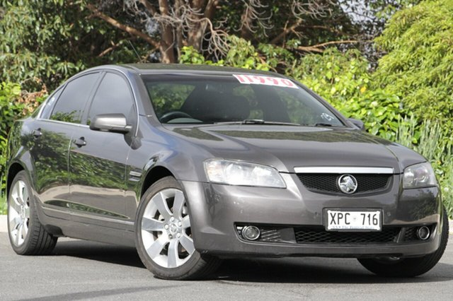 Used Holden Calais VE V, 2007 Holden Calais VE V Evoke 5 Speed Sports Automatic Sedan