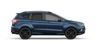 2019 Ford Escape ZG 2019.25MY ST-Line AWD Blue Metallic 6 Speed Sports Automatic Wagon.