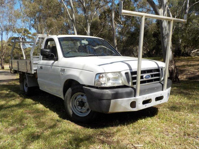 Used Ford Courier PH GL 4x2, 2005 Ford Courier PH GL 4x2 5 Speed Manual Cab Chassis