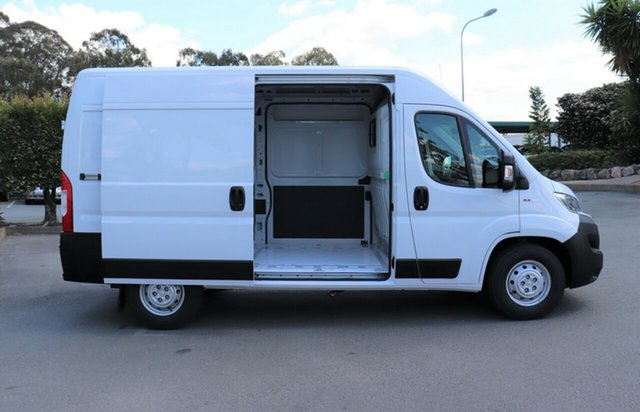 New Fiat Ducato Series 6 (MY17) MWB/Mid, 2018 Fiat Ducato Series 6 (MY17) MWB/Mid White 6 Speed Manual Van
