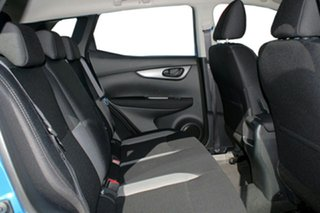 2018 Nissan Qashqai J11 Series 2 ST X-tronic Vivid Blue 1 Speed Constant Variable Wagon