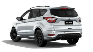 2019 Ford Escape ZG 2019.75MY ST-Line AWD Moondust Silver 6 Speed Sports Automatic Wagon.