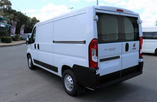 2018 Fiat Ducato Series 6 (MY17) MWB/LOW White 6 Speed Automatic Van