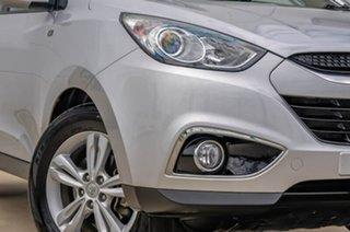 2013 Hyundai ix35 LM2 SE Billet Silver 6 Speed Sports Automatic Wagon